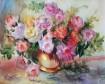 рисунок: Розы